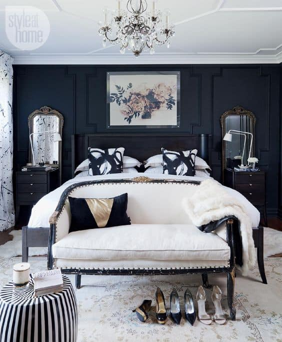 Digging the Dark Side: Rooms that Inspire
