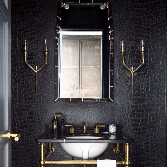 Textured Croc Wallpaper A Glass Of Bovino