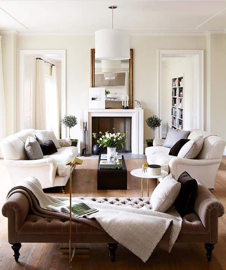 daybed living room