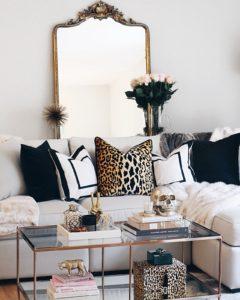 living room glamour