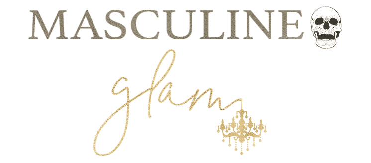 masculine glam