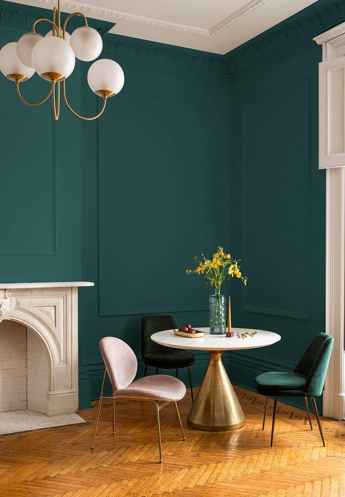 Color Combo Obsession Designing A Room With Dark Green Mustard