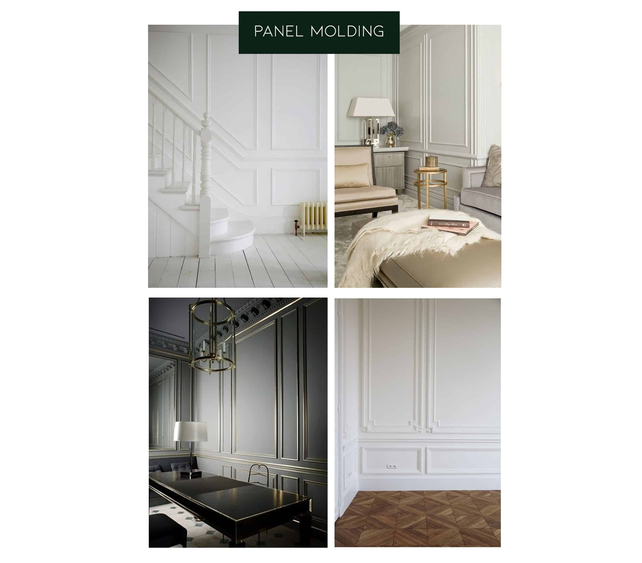 panel-molding