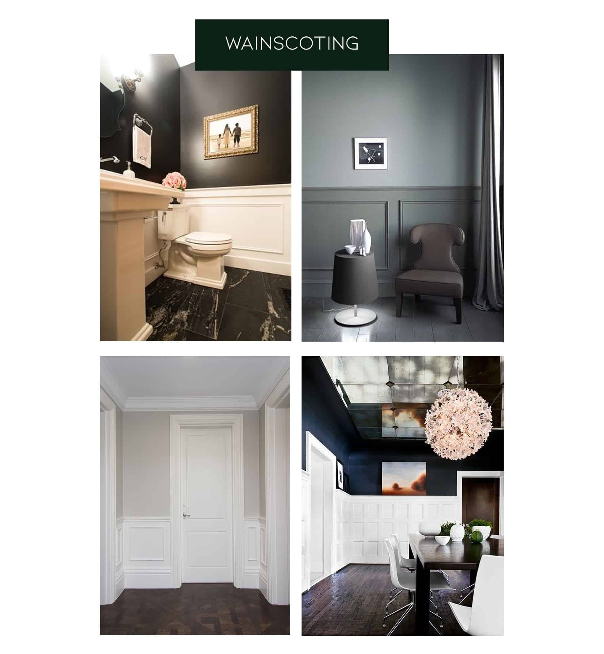 types-of-wainscoting-examples