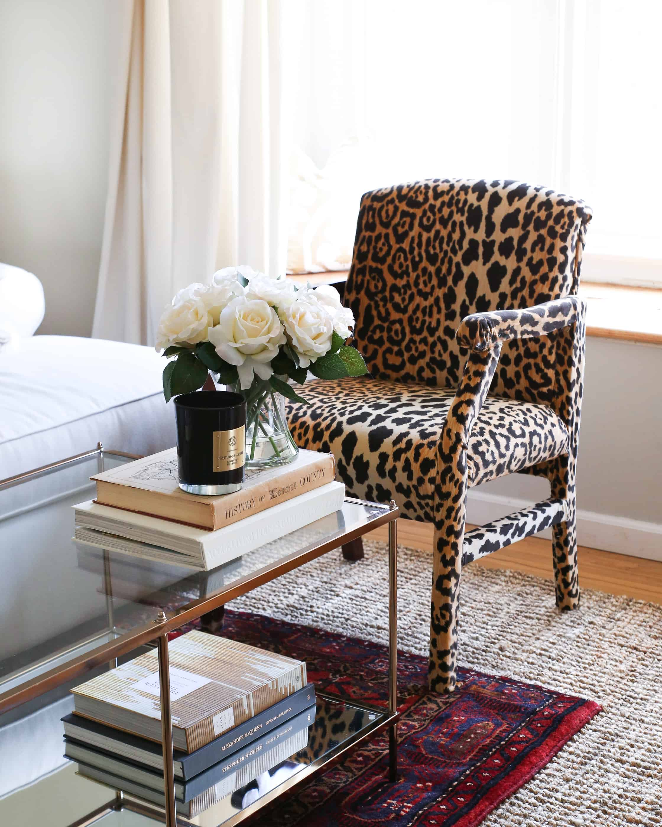 LEOPARD-ACCENT-CHAIR-PERSIAN-RUG
