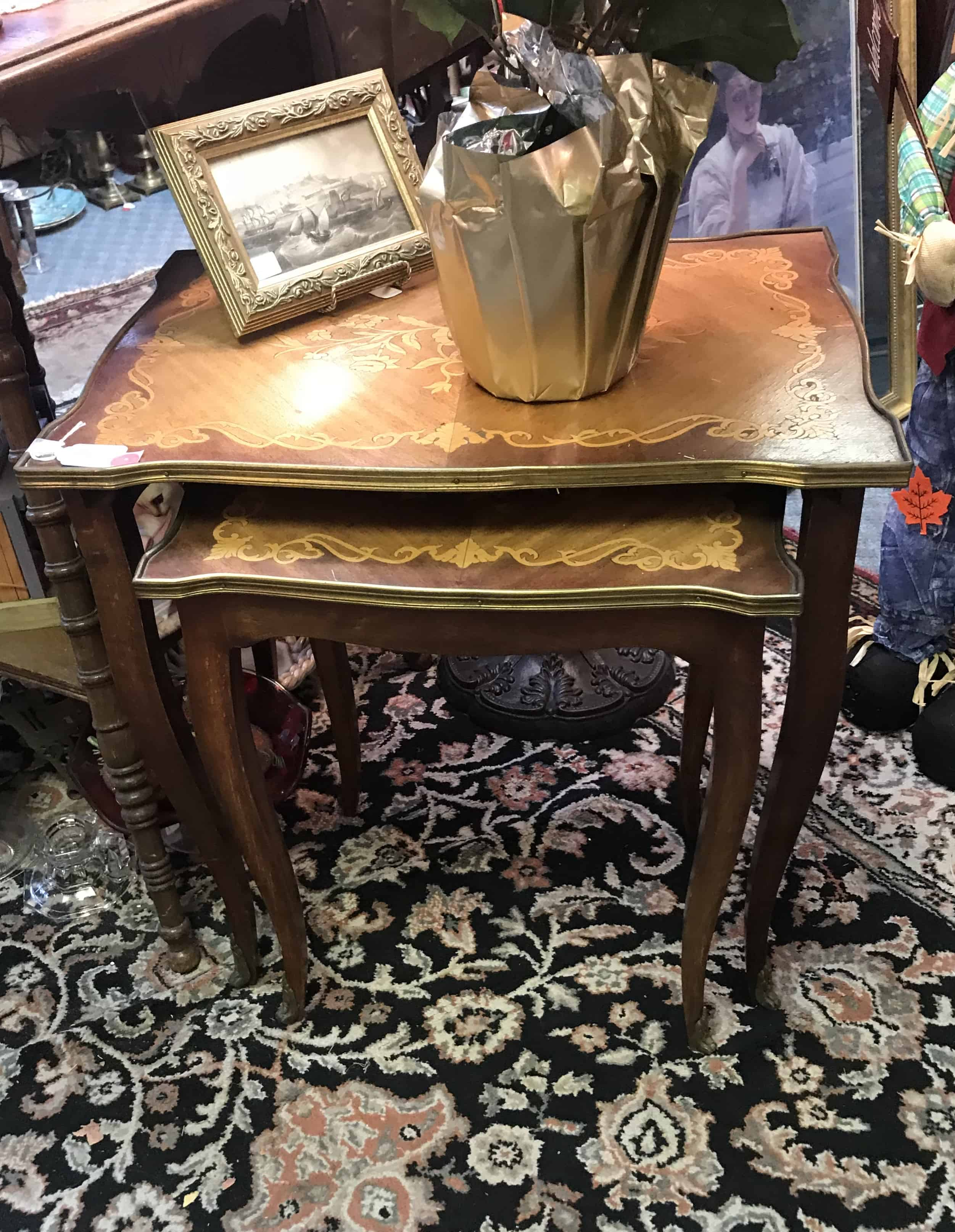 antique-nesting-tables-gold-detail