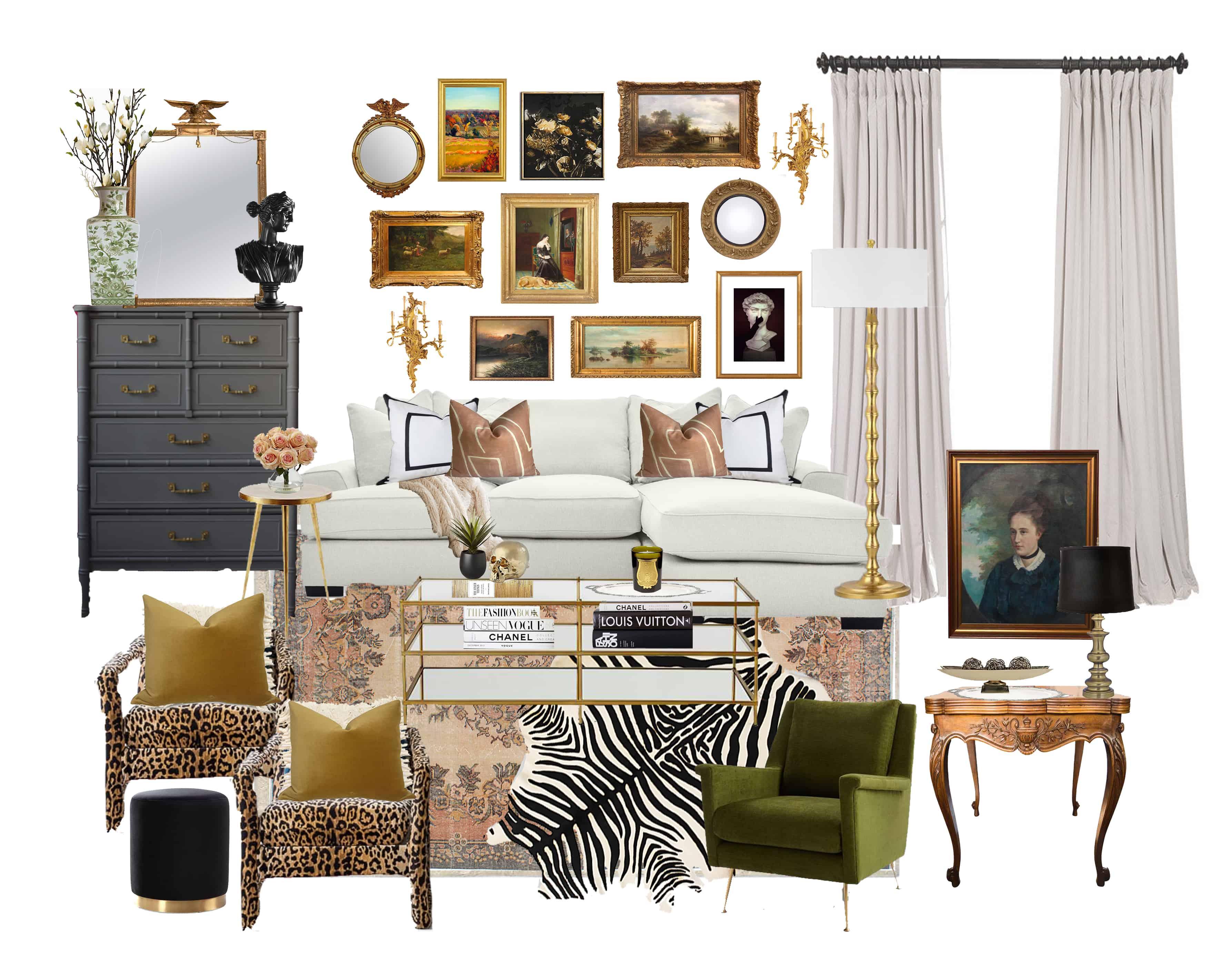 E Designing My Dream Living Room A Traditional Glam Escape A Glass Of Bovino