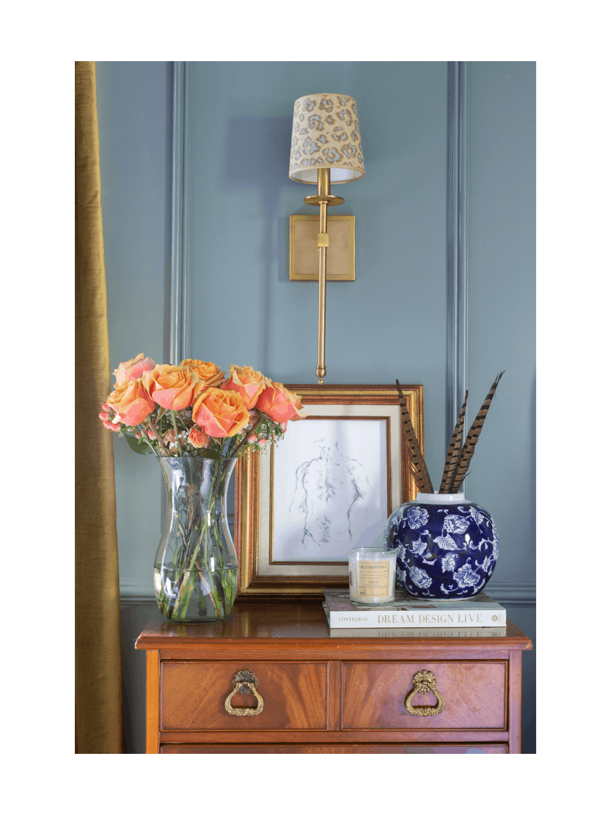 how-to-style-a-nightstand