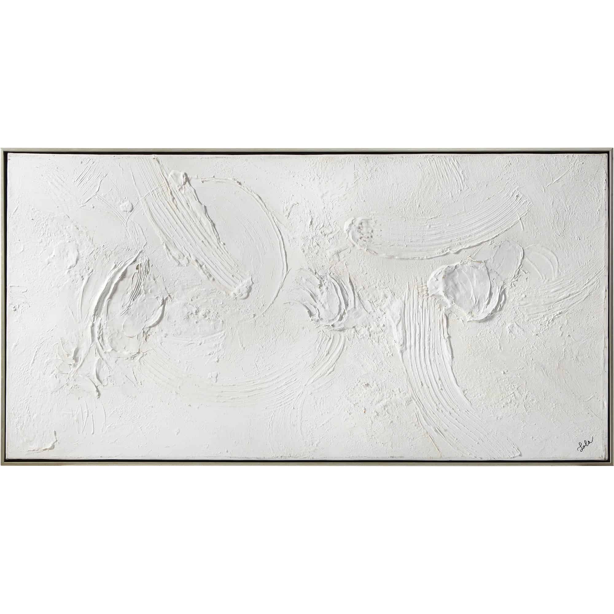 white-textured-canvas-art
