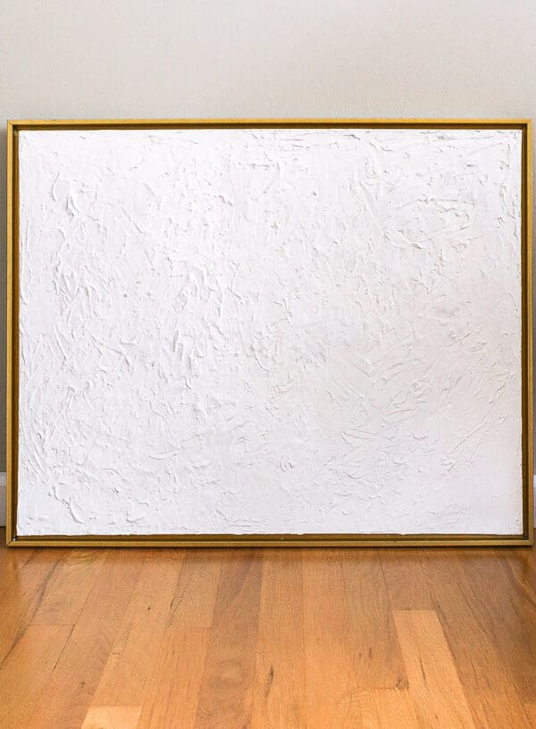 white-textured-canvas-art-DIY