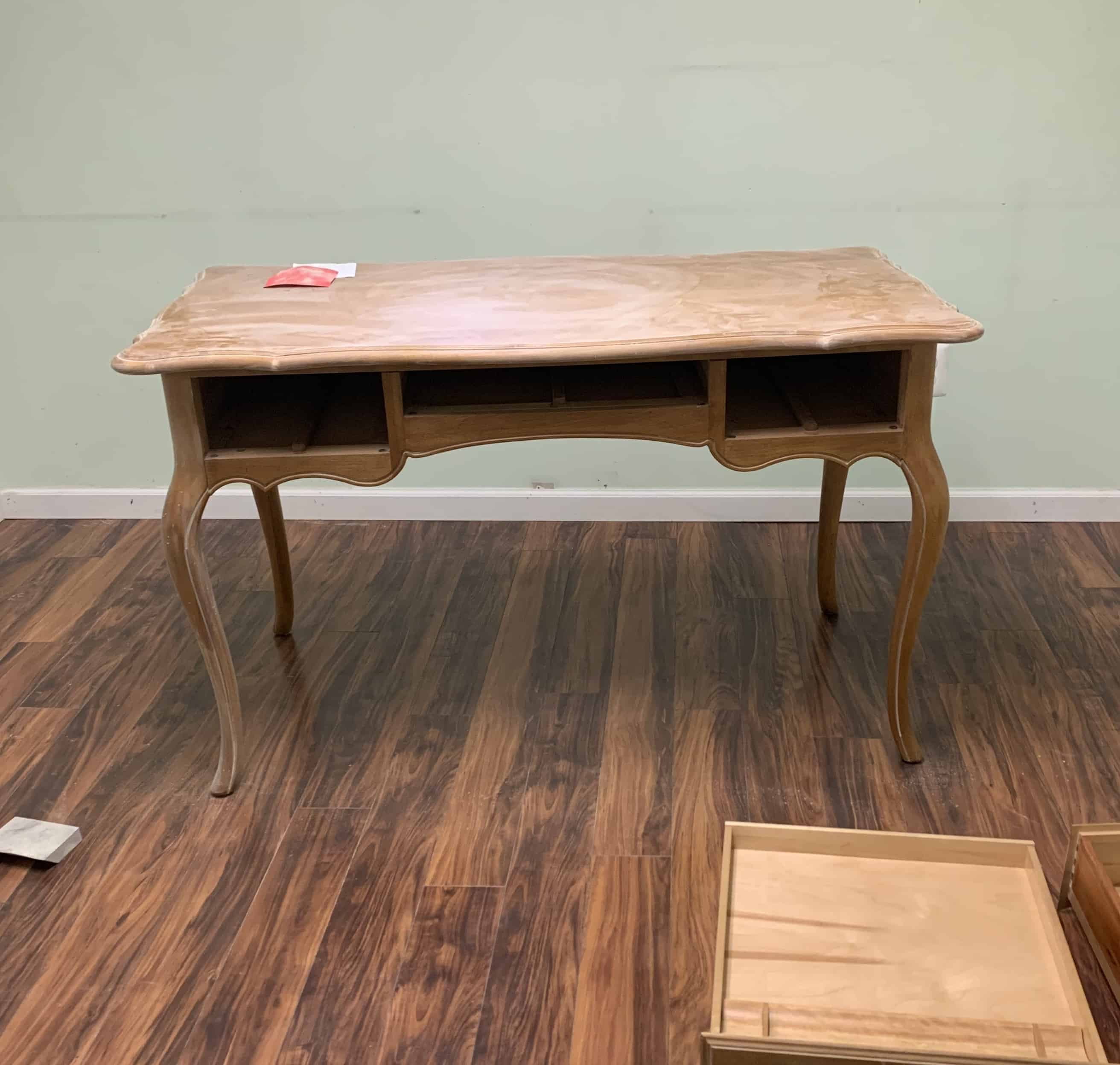 wood-cabriole-desk