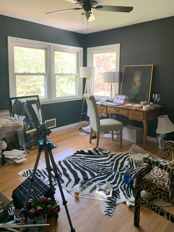 alisa-bovino-office-one-room-challenge-before