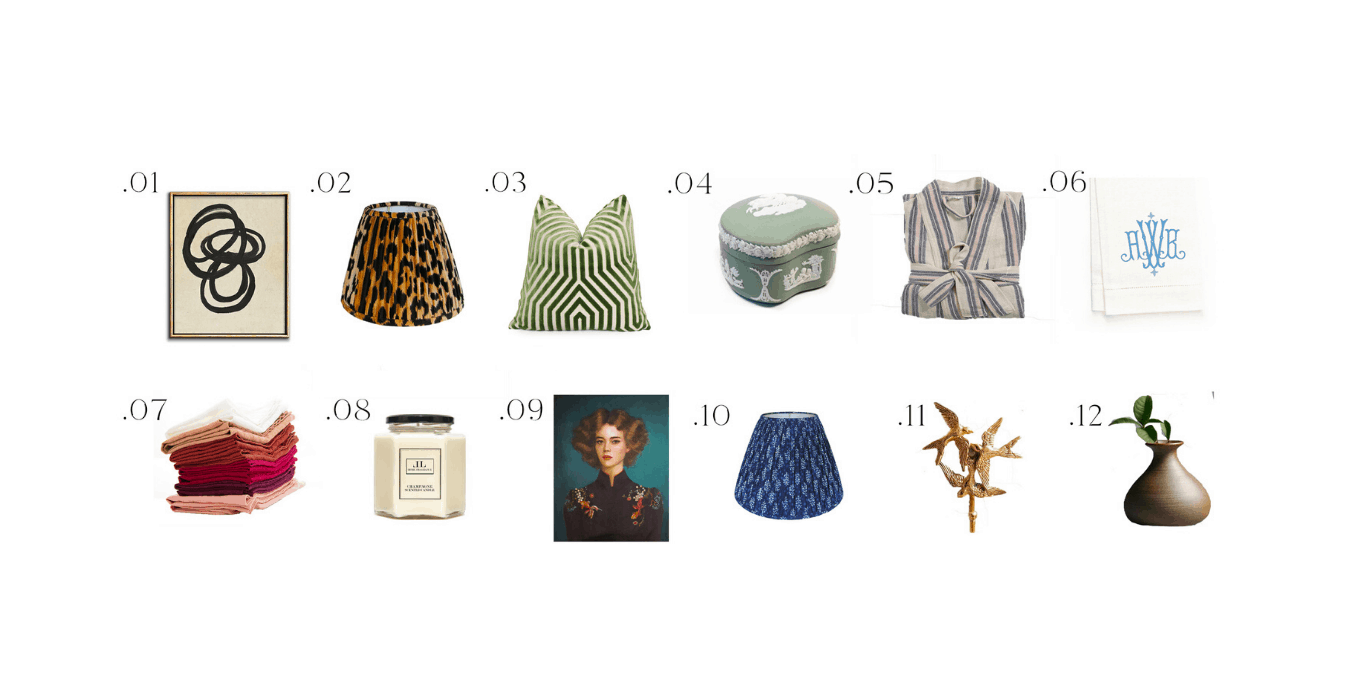 A MINI ROUNDUP OF ETSY FAVORITES FOR THE HOME