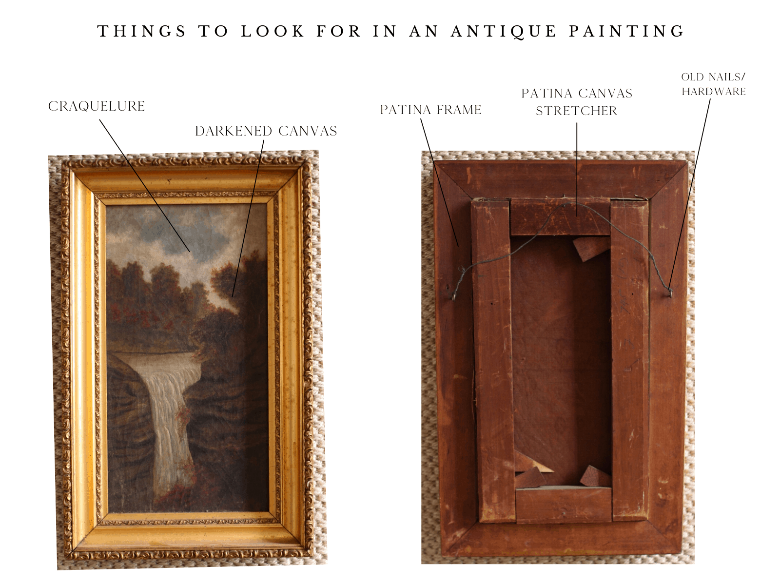 HOW-TO-SHOP-FOR-ANTIQUE-ART-ONLINE-EBAY-OIL-CANVAS