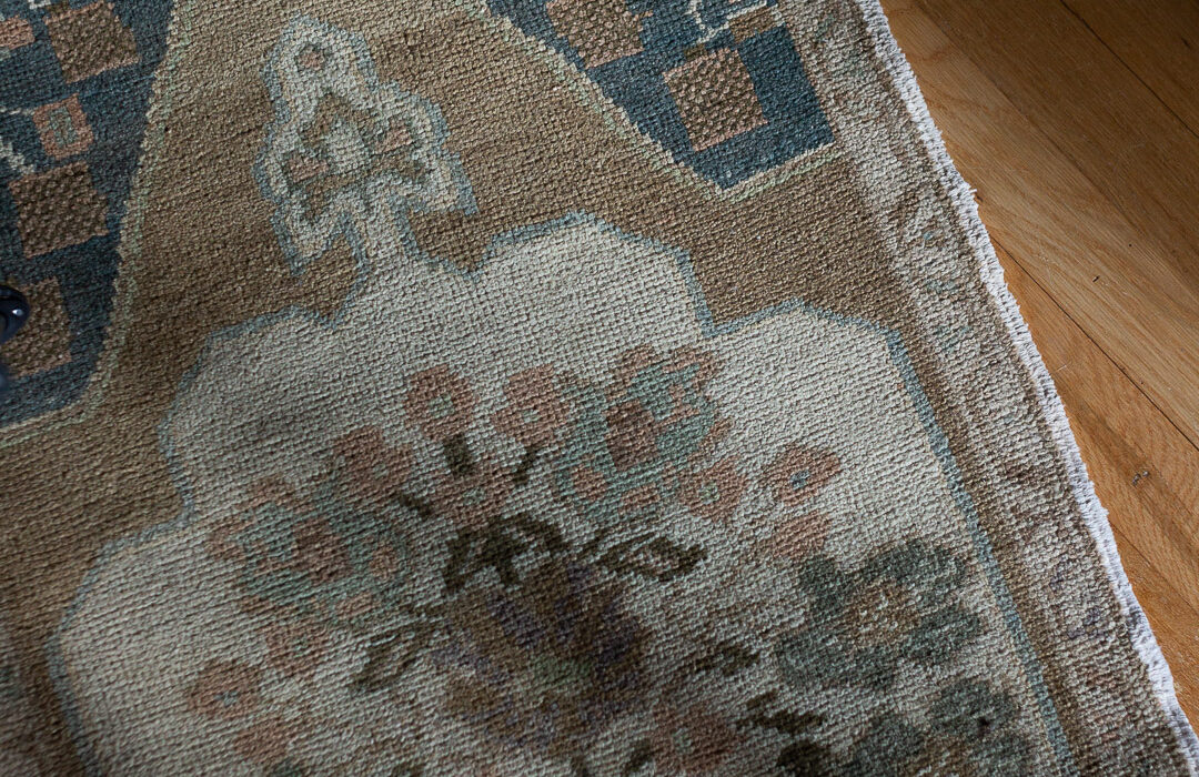 100 VINTAGE RUNNERS & DOORMATS FOR $100 OR LESS