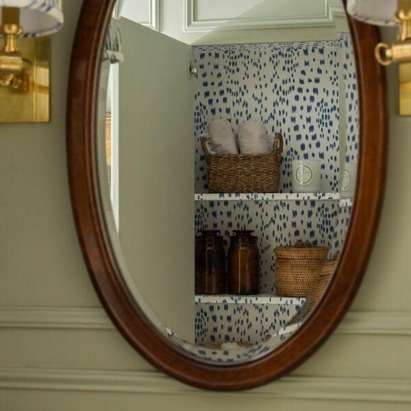 one-room-challenge-bathroom-reveal-hidden-cabinet-Brunschwig-Fils