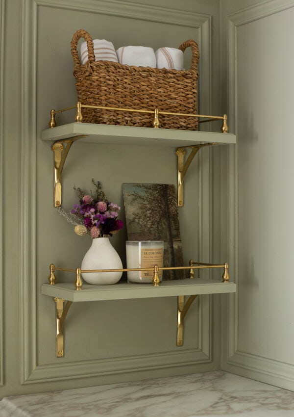 brass-rail-open-shelving-styling