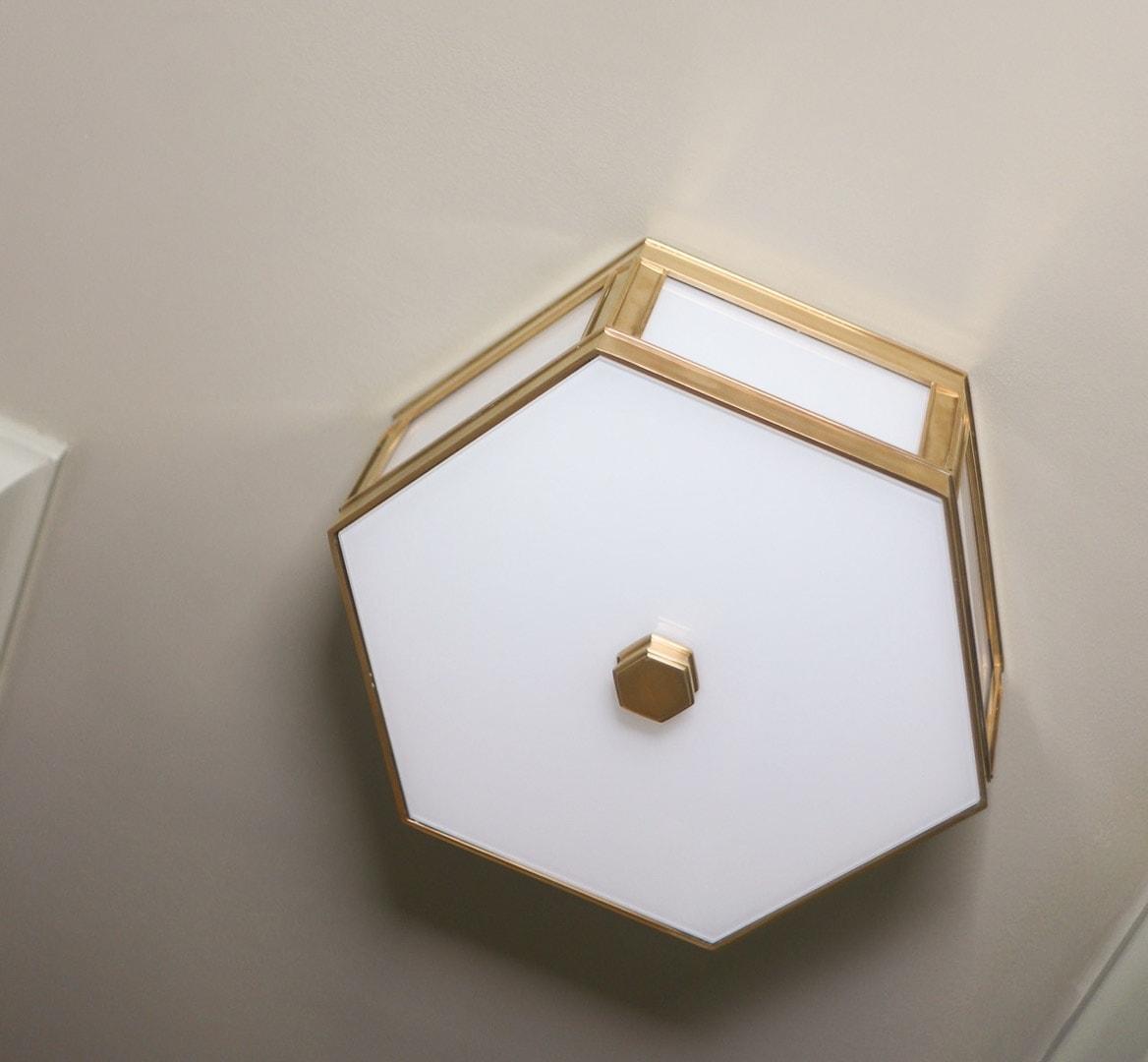 hudson-valley-lighting-flush-mount-one-room-challenge