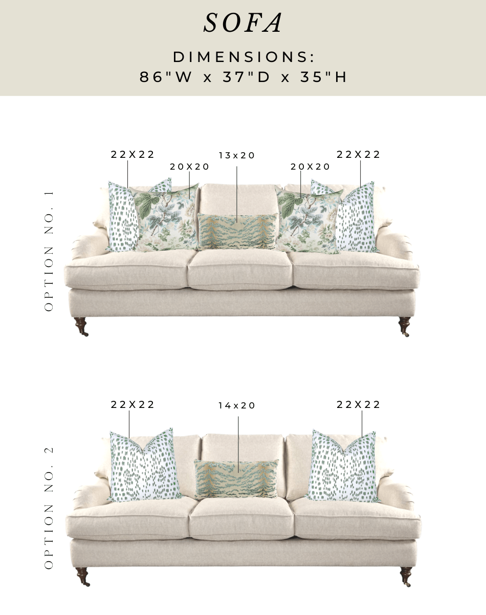loveseat-settee-sofa-pillow-sizing-options