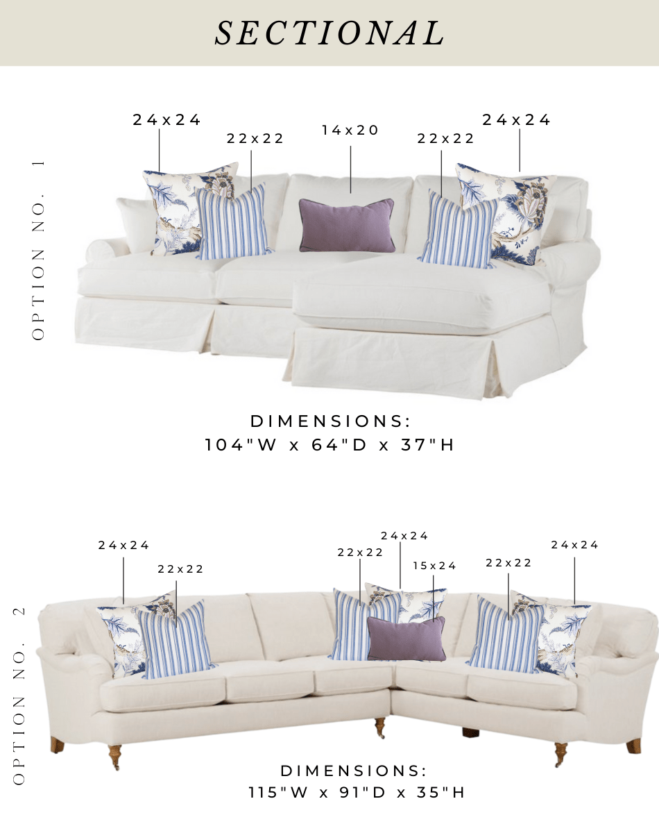 loveseat-settee-sofa-pillow-sizing-options-ideas-inspiration