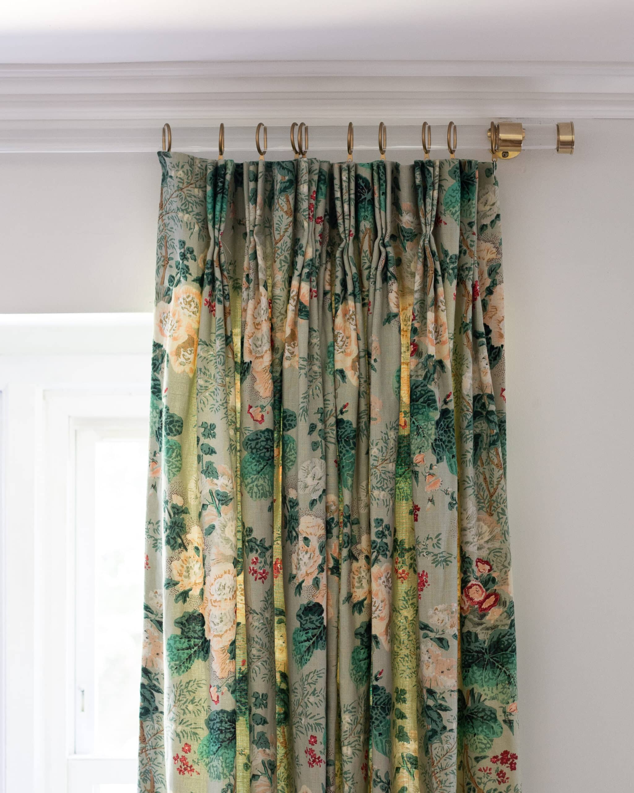 lucite-curtain-rod-custom-lee-jofa-drapes-brass-hardware