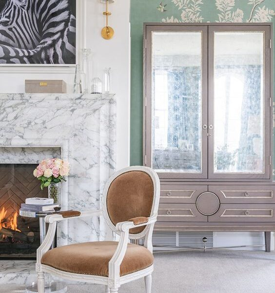 alice-lane-interiors-marble-fireplace