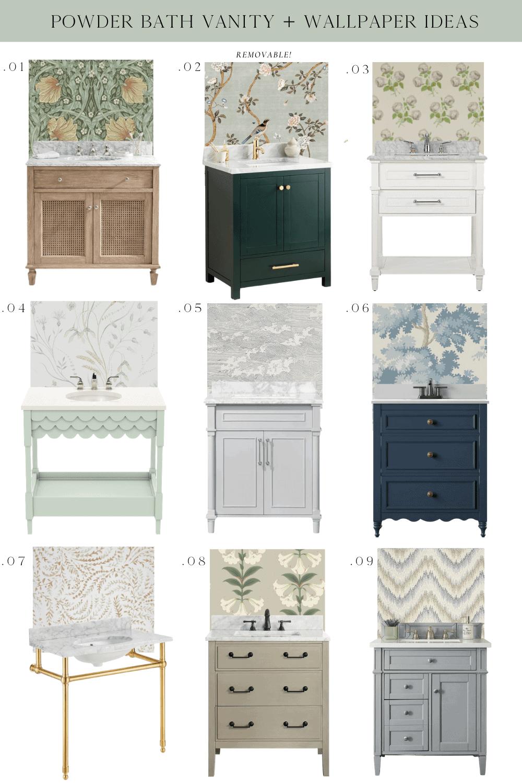 vanity-wallpaper-combination-ideas-for-powder-bathroom
